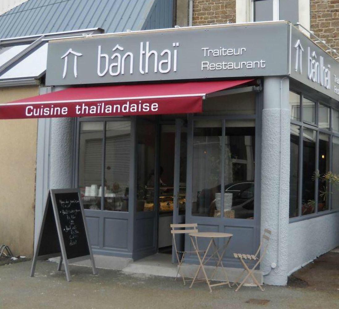 Bân thaï Traiteur Restaurant cuisine thaïlandaise